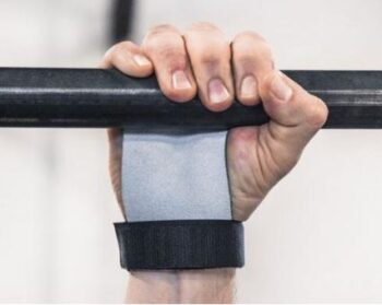 Workout hand grips/gloves